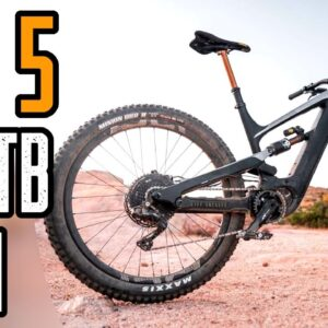 Top 5 Best Electric Mountain Bikes 2021 | New e-MTB 2021!