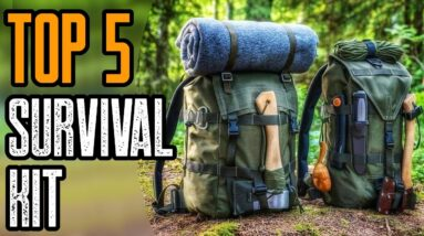 TOP 5 BEST SURVIVAL KITS ON AMAZON 2021