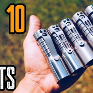 TOP 10 BEST EDC FLASHLIGHT ON AMAZON 2021