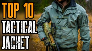 Top 10 Best Tactical Jacket 2021 You Must Have