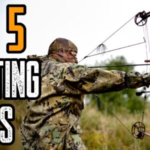 TOP 5 BEST HUNTING BOW 2021