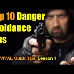 NEW! Top 10 Crisis Prevention/ Emergency Preparedness Tips - Survival Quick Tips: Bootcamp - L1
