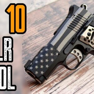 Top 10 Best 22 Pistols For Concealed Carry