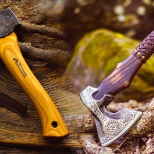 TOP 10 BEST HATCHET FOR SURVIVAL AND BUSHCRAFT