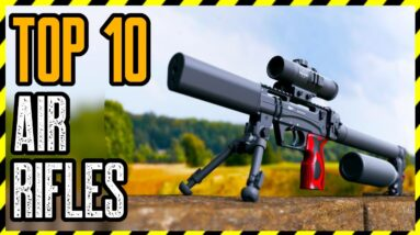 TOP 10 MOST POWERFUL AIR RIFLES 2021 | BEST AIRGUNS 2021