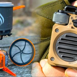 TOP 10 NEW CAMPING GEAR & GADGETS YOU MUST HAVE 2021