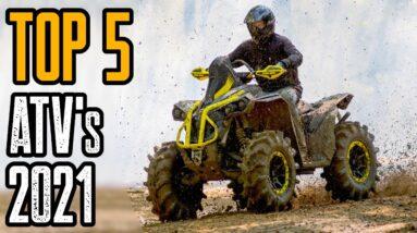 Top 5 Best Utility ATV & Sport ATV's To Buy In 2021