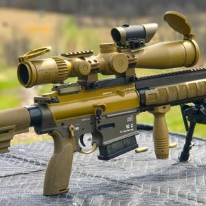 TOP 5 SEMI-AUTO RIFLES 2021 | Best Semi Automatic Rifles 2021!