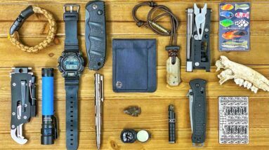 My Every Day Carry - Weekly EDC Update April 2021