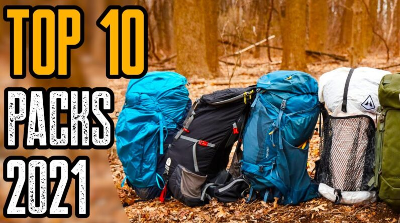TOP 5 BEST BACKPACKING BACKPACKS ON AMAZON 2021