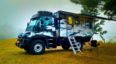 TOP 5 BEST EXPEDITION VEHICLES IN THE WORLD