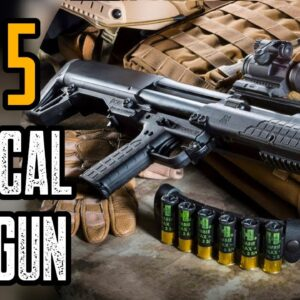 TOP 5 MOST POWERFUL TACTICAL SHOTGUNS IN THE WORLD
