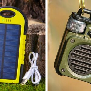 Top 10 Next Level Solar Gadgets & Inventions You Must Have