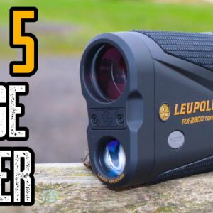 TOP 5 BEST RANGEFINDER 2021