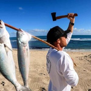 SOLO CATCH AND COOK MISSION. Welcome to AUSTRALIA. EP 66