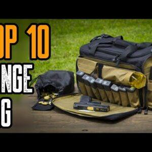 TOP 10 BEST RANGE BAGS FOR PISTOLS & RIFLES 2021
