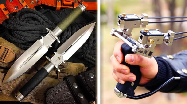 TOP 10 BEST SURVIVAL GEAR FOR BUG OUT BAG 2021