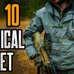 Top 10 Best Tactical Jacket 2021 - You Must Have