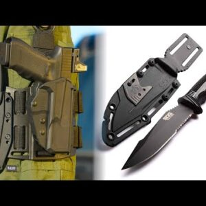 Top 10 Best Tactical Military Gear On Amazon 2021