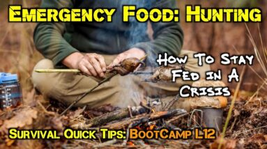 7 Survival Food Skills You Need In A Disaster Or Bug Out Situation
