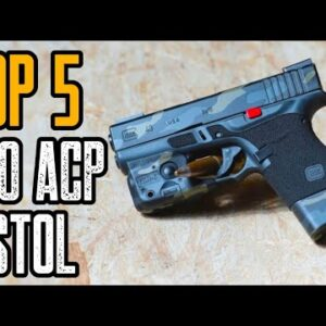 Top 5 Best  380 ACP Pistol For Concealed Carry 2021