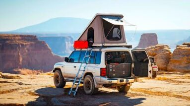 Top 5 Best Rooftop Tents for Camping & Outdoors 2021