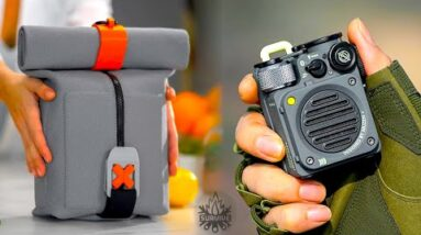 TOP 10 MUST HAVE CAMPING GEAR & GADGETS ON AMAZON
