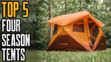 TOP 5: Best 4-Season Tent For Backpacking & Mountaineering