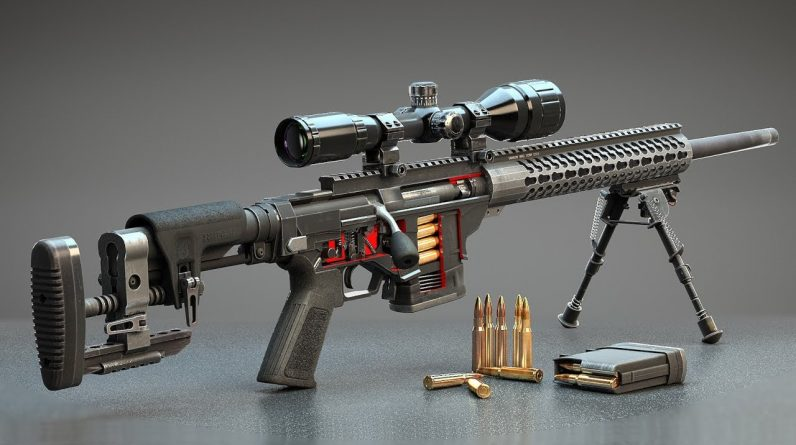 TOP 10 BEST BOLT ACTION RIFLES IN THE WORLD