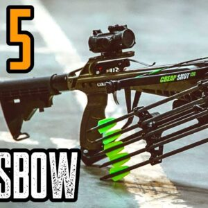 Top 5 Best & Fastest New Crossbows for 2021