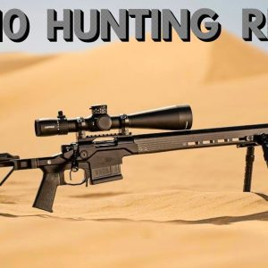 TOP 10 MOST ACCURATE HUNTING RIFLES OFF ALL TIMES