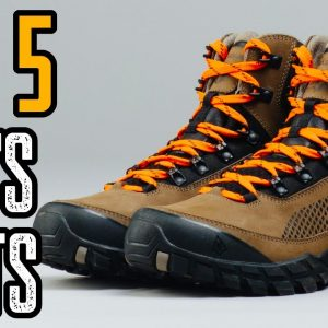TOP 5 BEST MEN'S BACKPACKING BOOTS ON AMAZON