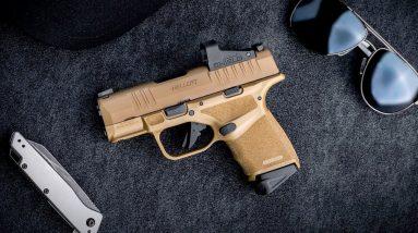 Top 5 Best Self Defense Handguns for Women